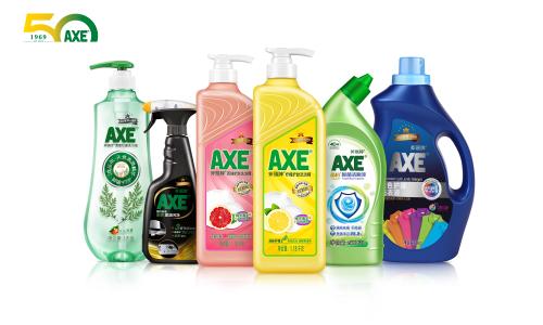AXE斧頭牌以愛為本,做家居清潔領域高品質領跑者 ——專注研發家庭除菌產品,傳遞健康理念
