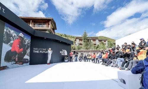 The North Face全新發布新一代自有面料科技--FUTURELIGHT