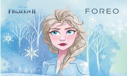 Disney x FOREO LUNA mini 3冰雪奇緣限量款禮盒——用凈澈魔法綻現冰雪美肌