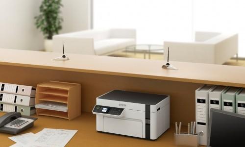 爱普生墨仓式®M2118 尽显科技与人文的美妙结合