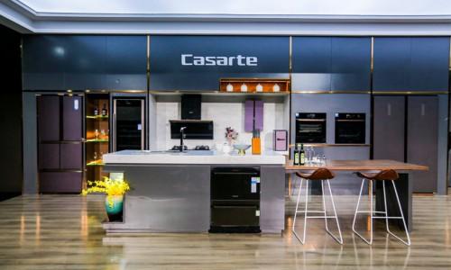 增长来自哪里?沈阳7栋别墅选择卡萨帝厨房带单78万