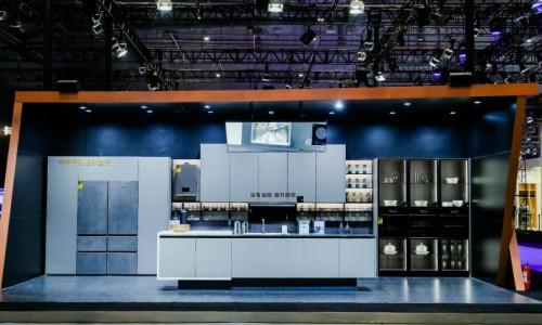 换道场景持续翻番增长!卡萨帝厨房7月销售额增幅119.85%