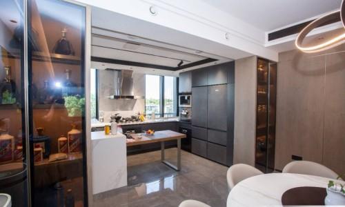 卡萨帝冰箱8月继续2位数增长!新一代厨房打开上升新空间