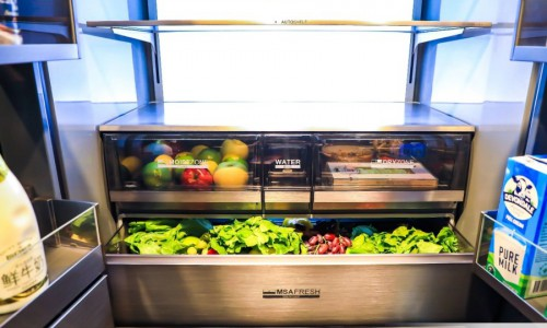 卡萨帝冰箱为什么超值?用户:储鲜效果好、场景也省心!